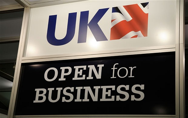 Visa for Representative of Overseas Business (Branch Office)UK